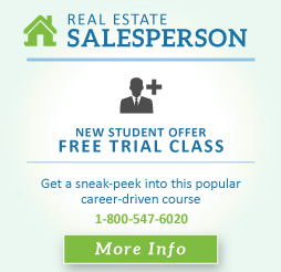 Free Real Estate Salesperson Trial Class