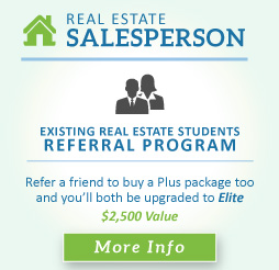 Real Estate Salesperson Referral Program